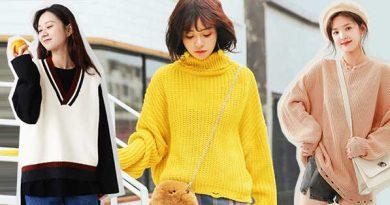 """Những mẫu áo len sành điệu để """"diện"""" trong mùa đông này"""