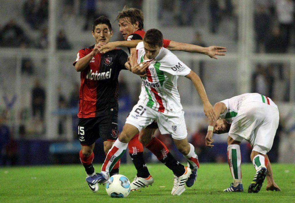 Atletico Paranaense vs Newells Old Boys