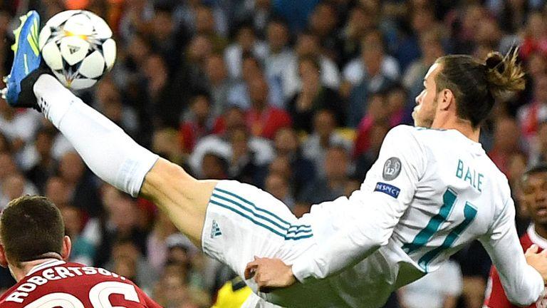 Bale úp mở việc sẽ rời Real