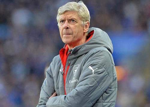 Wenger nhận thêm thất bại khi chia tay Arsenal