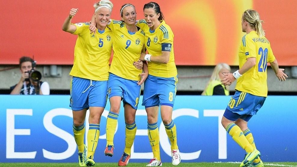 Nhận định Nữ Ukraine vs Nữ Thụy Điển, 23h00 ngày 12/06