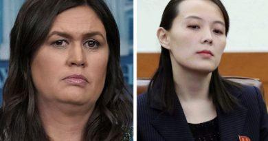 Hai bóng hồng xuất hiện tại Hội nghị Thượng đỉnh Mỹ - Triều Tiên