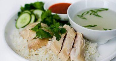 Bí quyết nấu cơm gà Hải Nam ngon ngất ngây