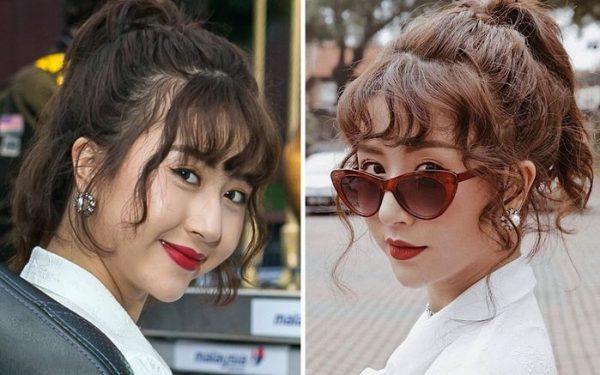 5 kiểu tóc mái đang là hot trend gây sốt hè này