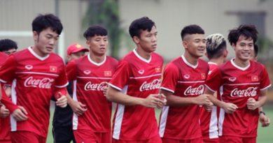 ĐT Việt Nam kết thúc chuyến tập huấn tại Hàn Quốc sau trận giao hữu với Seoul E-Land.