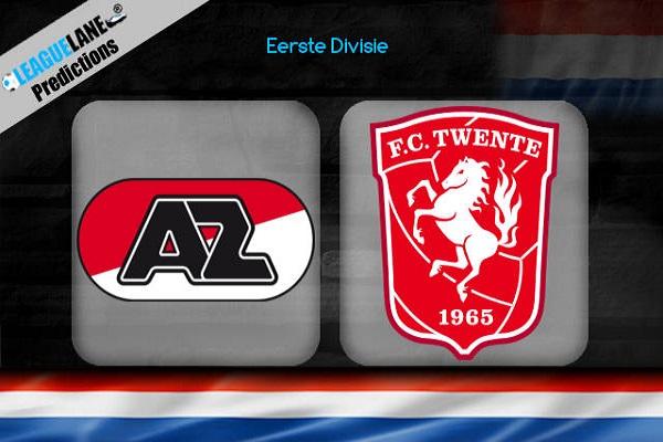 Nhận định Jong AZ vs Twente