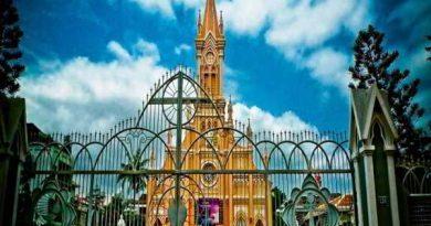 Top 3 địa điểm đón giáng sinh lý tưởng nhất tại Việt Nam