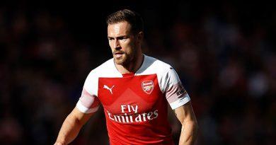 Ramsey rời xa Arsenal