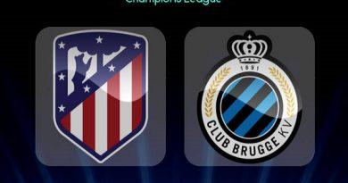 Nhận định Club Brugge vs Atletico Madrid