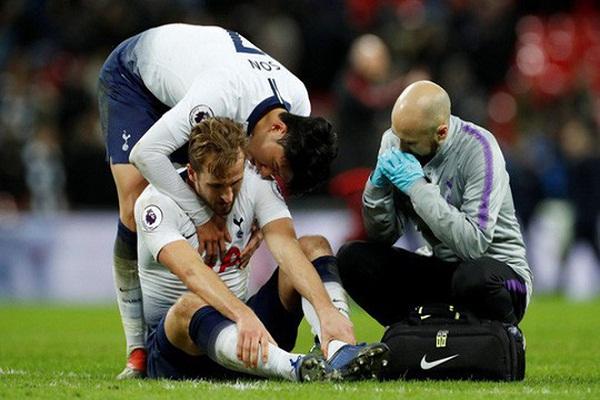 Harry Kane nghỉ thi đấu 2 tháng vì chấn thương mắt cá
