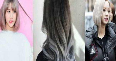 Cách phối màu và bảng màu nhuộm tóc hot nhất 2019