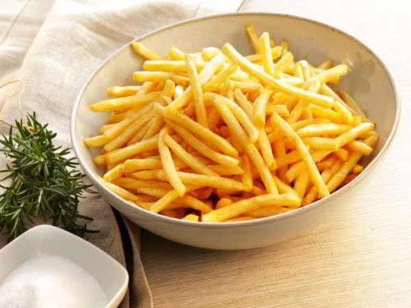 Gợi ý các cách làm khoai tây chiên đơn giản tại nhà