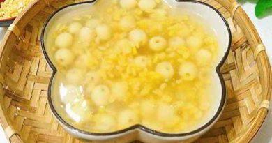 Các cách nấu chè hạt sen thơm ngon bổ dưỡng