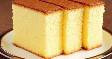 Làm bánh bông lan thơm mềm hấp dẫn cho cả nhà thưởng thức