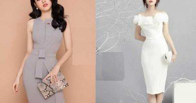 Các kiểu đầm đẹp sang trọng cho quý cô nổi bật nhất sự kiện