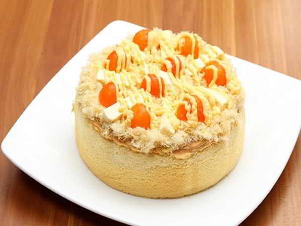 Hướng dẫn công thức làm bánh bông lan trứng muối ngon miễn bàn