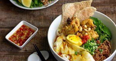 Cách nấu mì Quảng tại nhà ngon không cưỡng nổi