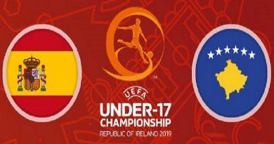 Soi kèo U17 Tây Ban Nha vs U17 Kosovo, 20h00 ngày 28/03