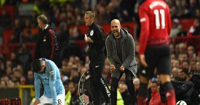 """Man City phá kỷ lục """"Máy ghi bàn"""""""
