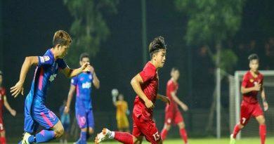 U22 Việt Nam thắng nhẹ nhà vô địch Hồng Kông