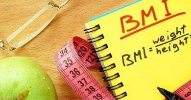 BMI - chỉ số phát triển cơ thể
