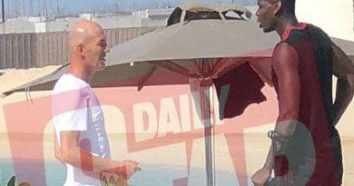 Pogba bí mặt gặp Zidane ở Dubai, MU lo sốt vó; AC Milan thua lỗ kỉ lục; M.U chính thức giữ Williams; Juventus lên kế hoạch thâu tóm Jorginho