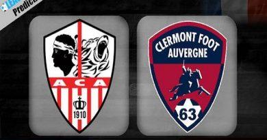 Nhận định kèo Ajaccio vs Clermont, 2h00 ngày 23/11