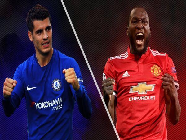 Morata sẽ trở thành đồng đội với Lukaku