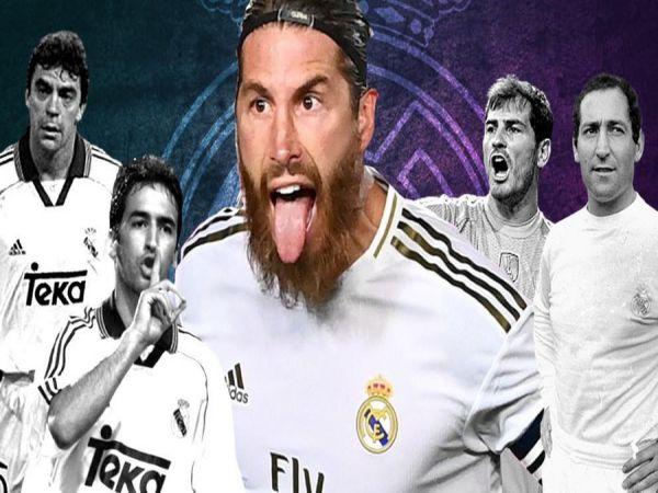 Sergio Ramos Hậu vệ mang linh hồn tiền đạo