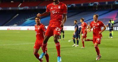 Tin thể thao 24/8: Alphonso Davies khiến Bayern vui vẻ mất tiền