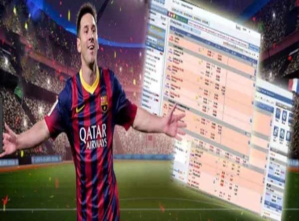Khi tham gia đặt cược bóng đá thì người chơi sẽ dựa trên những tỷ lệ cụ thể