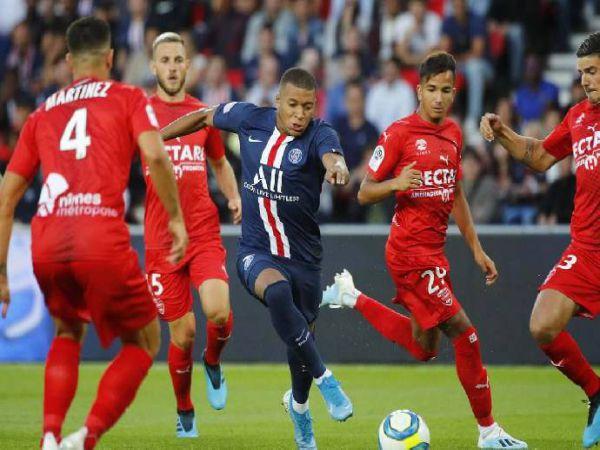 Nhận định, soi kèo Nimes vs PSG, 02h00 ngày 17/10 - VĐQG Pháp