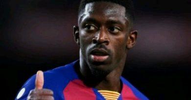 Tin thể thao sáng 12/10: Dembele không có nhiều cơ hội tại Barca