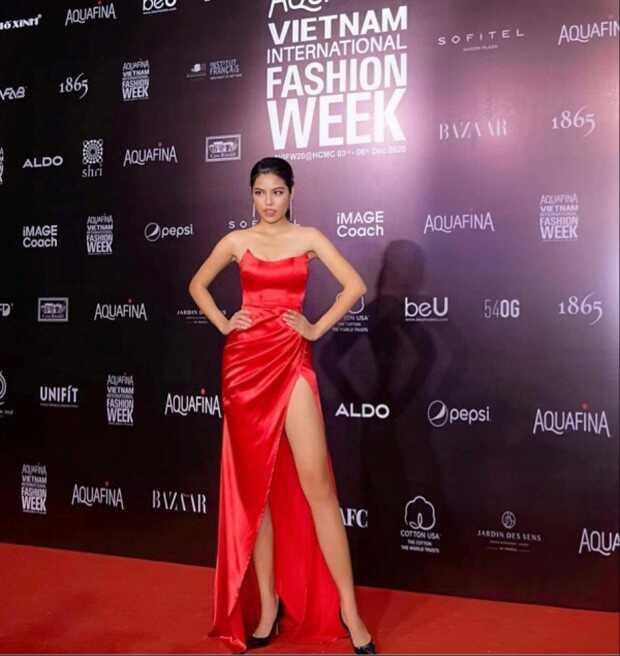 Được biết, nhân vật này chính là thí sinh từng tham gia Hoa hậu Hoàn vũ Việt Nam 2019