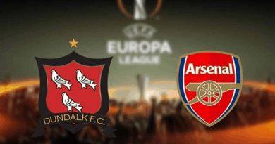 Nhận định Dundalk vs Arsenal – 00h55 11/12, Europa League