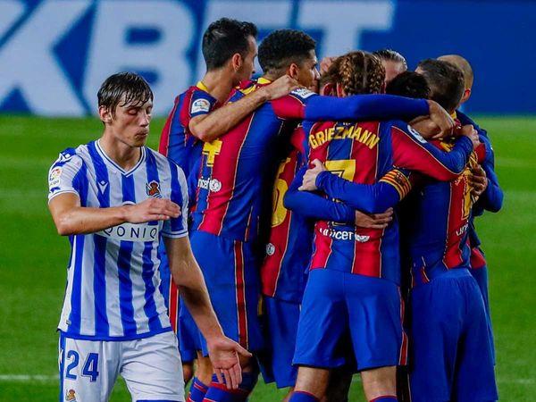 Tin thể thao 17/12: Barcelona thắng ngược dòng, tiến gần Top 4