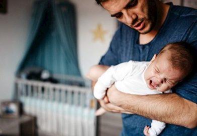 Các ông bố cũng có thể bị trầm cảm sau sinh?