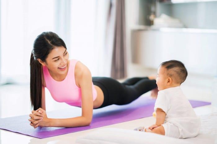 Cách giảm cân hiệu quả cho phụ nữ sau khi sinh con tốt nhất