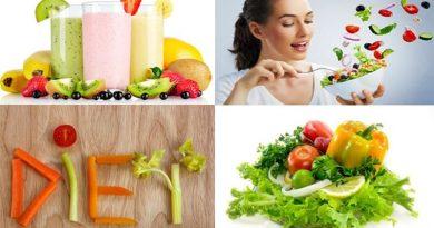 12 thay đổi nhỏ trong ăn uống giúp giảm cân cải thiện sức khỏe