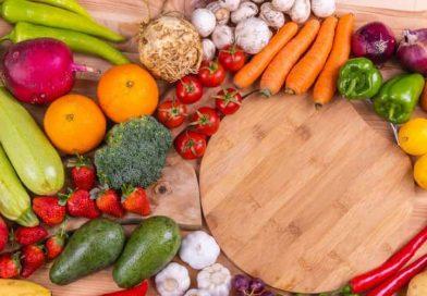 Ăn nhiều các loại trái cây và rau giúp giảm căng thẳng cho gia đình bạn