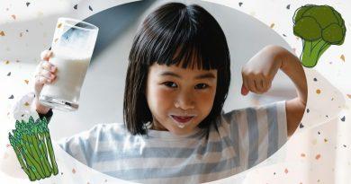 Dinh dưỡng của trẻ cha mẹ hãy quan tâm ngay bây giờ